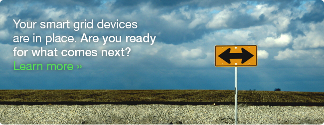 Your smart grid devices are in place. Are you ready for what comes next?